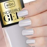 Lac de Unghii Incredible Gel no 10 Wibo, 8.5 ml