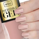 Lac de Unghii Incredible Gel no 7 Wibo, 8.5 ml