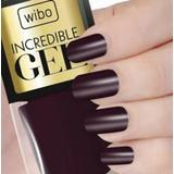 Lac de Unghii Incredible Gel no 1 Wibo, 8.5 ml