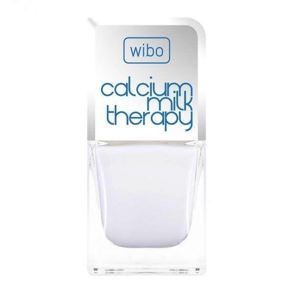 Tratament Hidratant pentru Unghii cu Proteine din Lapte si Calciu Wibo, 8.5 ml imagine produs