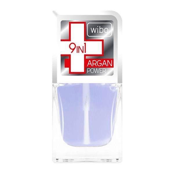 Tratament Complet pentru Unghii 9 in 1 Argan Power Wibo, 8.5 ml imagine produs