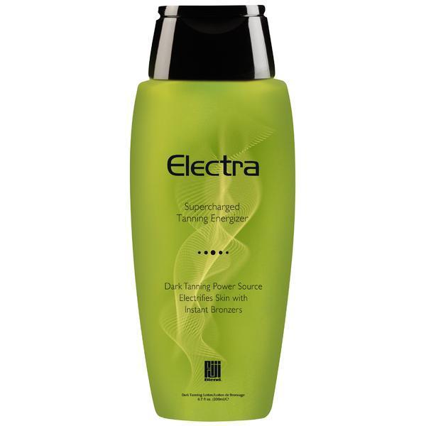Electra - lotiune acceleratoare bronzanta Fiji Blend, 200 ml poza