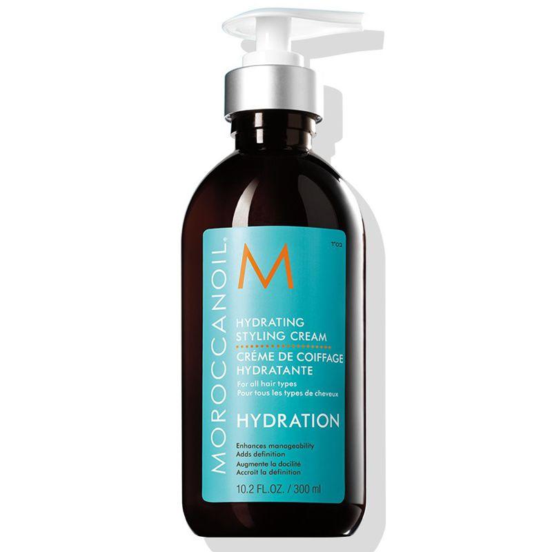 Crema Hidratanta Leave In - Moroccanoil Hydrating Styling Cream 300 ml imagine produs