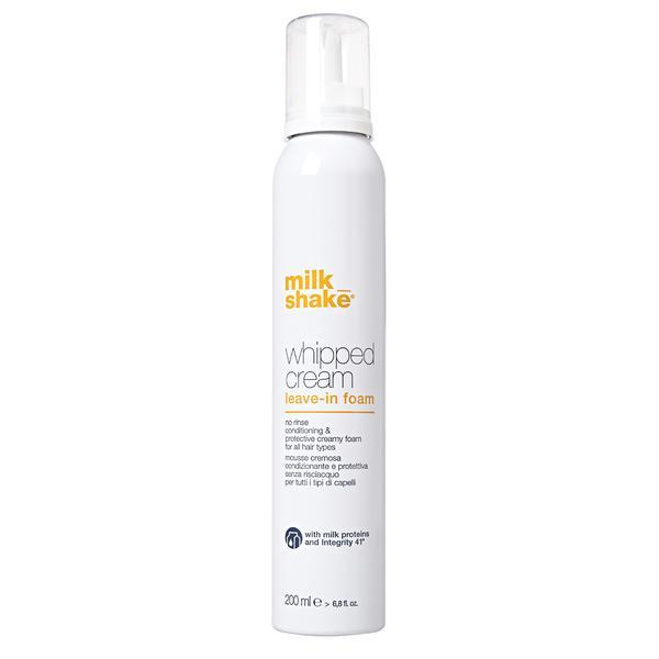 Spumă cremă de păr fără clătire-Whipped Cream 200 ml imagine produs