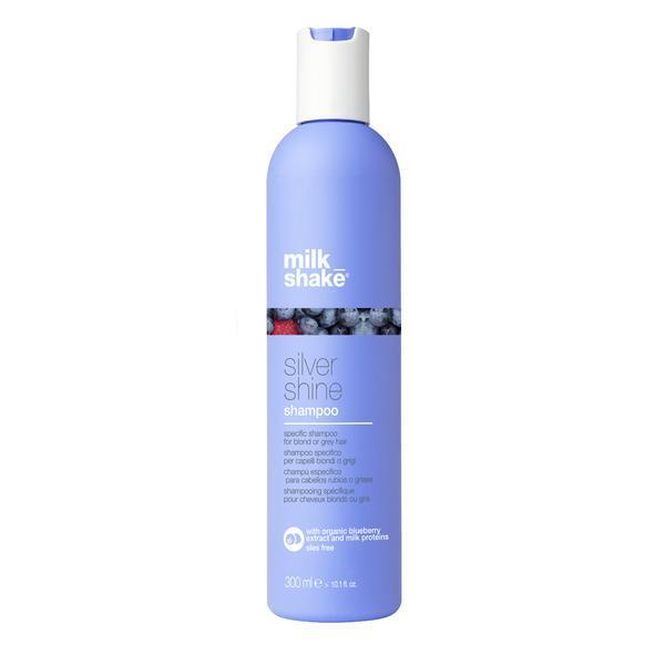 Sampon pentru par blond - Silver shine Milk Shake 300 ml imagine
