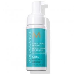 Spuma pentru Par Cret - Moroccanoil Curl Control Mousse 150 ml
