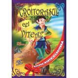 Croitorasul cel viteaz dupa fratii Grimm - Carte de colorat A4, editura Omnibooks Unlimited