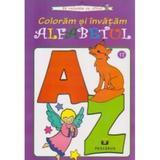 Coloram si invatam alfabetul, editura Pestalozzi