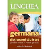 Germana. Dictionarul tau istet german-roman, roman-german, editura Linghea