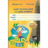 Romana cls 3 caiet de evaluare - Mihaela Lica, Irina Nuta, editura Aius