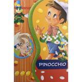 Pinocchio. poveste si activitati, editura Flamingo