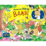 Bambi. O fabuloasa carte Pop up, editura Flamingo