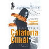 Calatoria Cilkai - Heather Morris, editura Humanitas