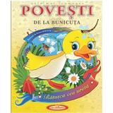 Cele mai frumoase povesti de la bunicuta - Petru Ghetoi, editura Casa Povestilor