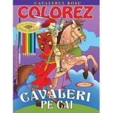 Colorez cavaleri pe cai - Petru Ghitoi, editura Casa Povestilor