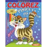 Colorez pisicuta - Petru Ghetoi, editura Casa Povestilor