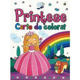 Printese. Carte de colorat - Brown Watson, editura Flamingo