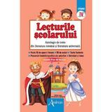 Lecturile scolarului - Clasa 4, editura Andreas
