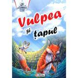 Vulpea si tapul - Povesti cu talc, editura Unicart