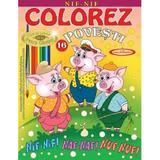 Colorez 16 povesti - Petru Ghetoi, editura Casa Povestilor