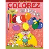 Colorez cifrele - Petru Ghetoi, editura Casa Povestilor