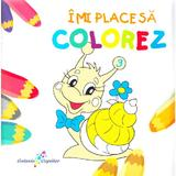 Imi place sa colorez 3, editura All