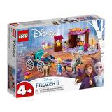 LEGO Disney - Aventura Elsei cu trasura