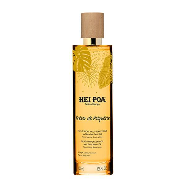 Spray ulei uscat multi-uz Tresor Polynesie Hei Poa Tahiti 100ml imagine produs