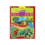 Invatam si coloram dinozaurii, editura Anteea