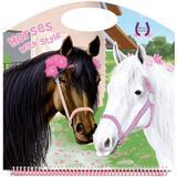Horses with Style 686-7 (Spa P2), editura Girasol