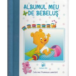 Albumul meu de bebelus (albastru), editura Arc