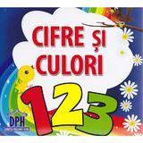 Cifre si culori, editura Didactica Publishing House