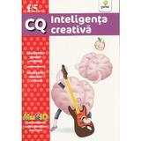 CQ 5 Ani Inteligenta creativa, editura Gama