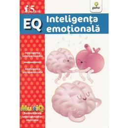 EQ 5 Ani Inteligenta emotionala, editura Gama