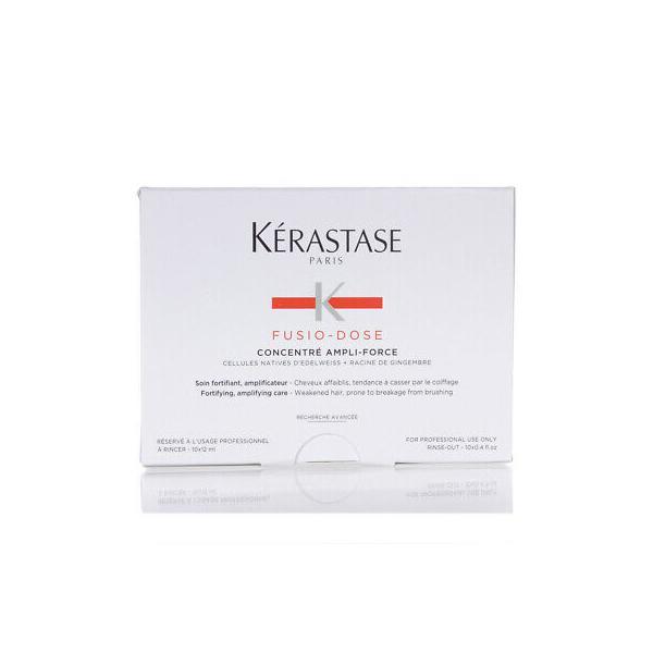 Fiole pentru Par Subtiat - Kerastase Genesis Anti-Fall Fortifyng Treatment Ampoules 10 x 12 ml