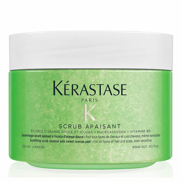 Exfoliant Curatare Scalp Normal/Sensibil - Kerastase Fusio Scrub Apaisant, 250 ml imagine produs