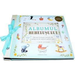 Albumul Bebelusului, editura Litera