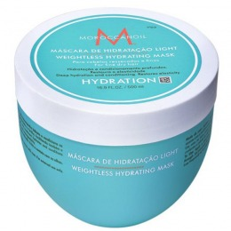 Masca Hidratanta Light - Moroccanoil Weightless Hydrating Mask 500 ml