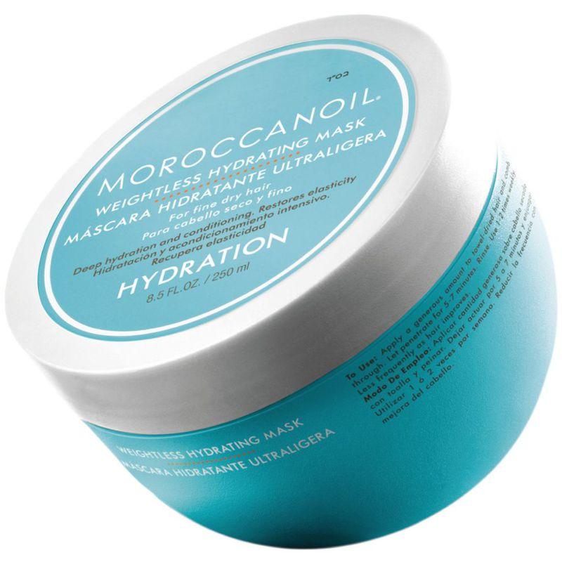 Masca Hidratanta Light - Moroccanoil Weightless Hydrating Mask 250 ml imagine produs