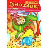 Sa coloram dinozauri, editura Omnibooks Unlimited