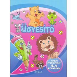 Imagine indisponibila pentru Ugyesito 4-7 Eveseknek (Ma joc si colorez) - Activitati 4-7 ani, editura Romania Libera