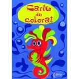 Carte de colorat, editura Tiparg
