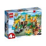 LEGO Toy Story 4 - Aventura lui Buzz si Bo Peep pe terenul de joaca