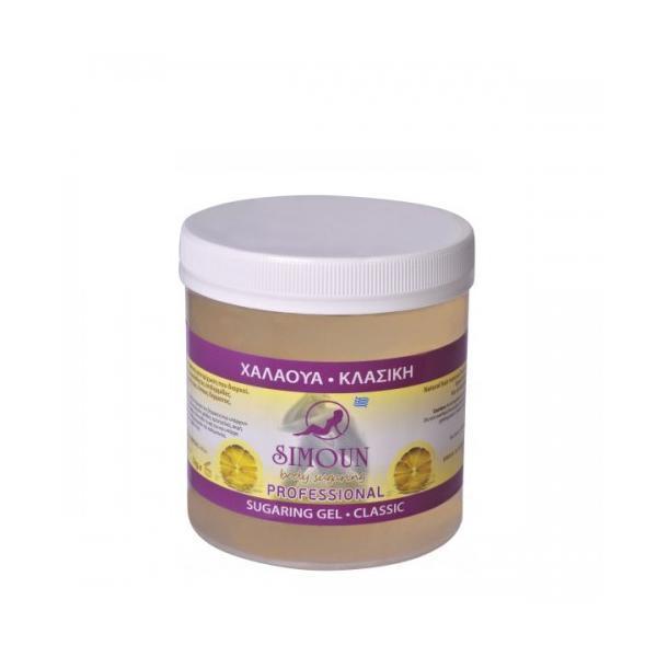 Gel - Ceara naturala de zahar pentru epilare Simoun 1kg imagine produs