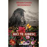 Aici te iubesc - Mihaela Camelia Nicodinescu, editura Letras