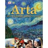 Arta. enciclopedie pentru copii, editura Litera