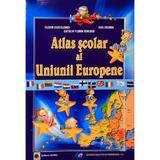 Atlas scolar al Uniunii Europene - Florin Vartolomei , Catalin Florin Ionescu , Dan Eremia, editura Astro