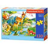 Puzzle 120 Castorland - Little Dear