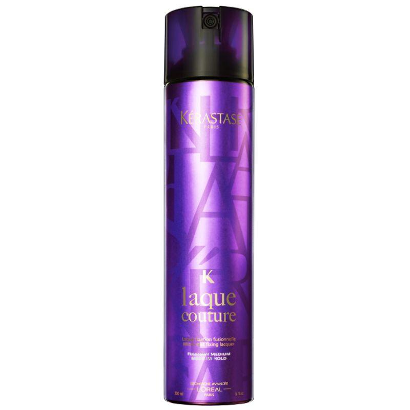 Spray cu Fixare Medie - Kerastase Couture Styling Laque Couture 300 ml esteto.ro