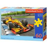 Puzzle 60. Racing Bolide on Track